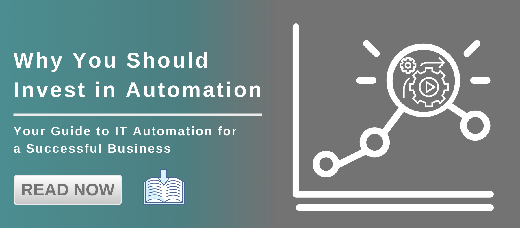 Why you should invest in automation