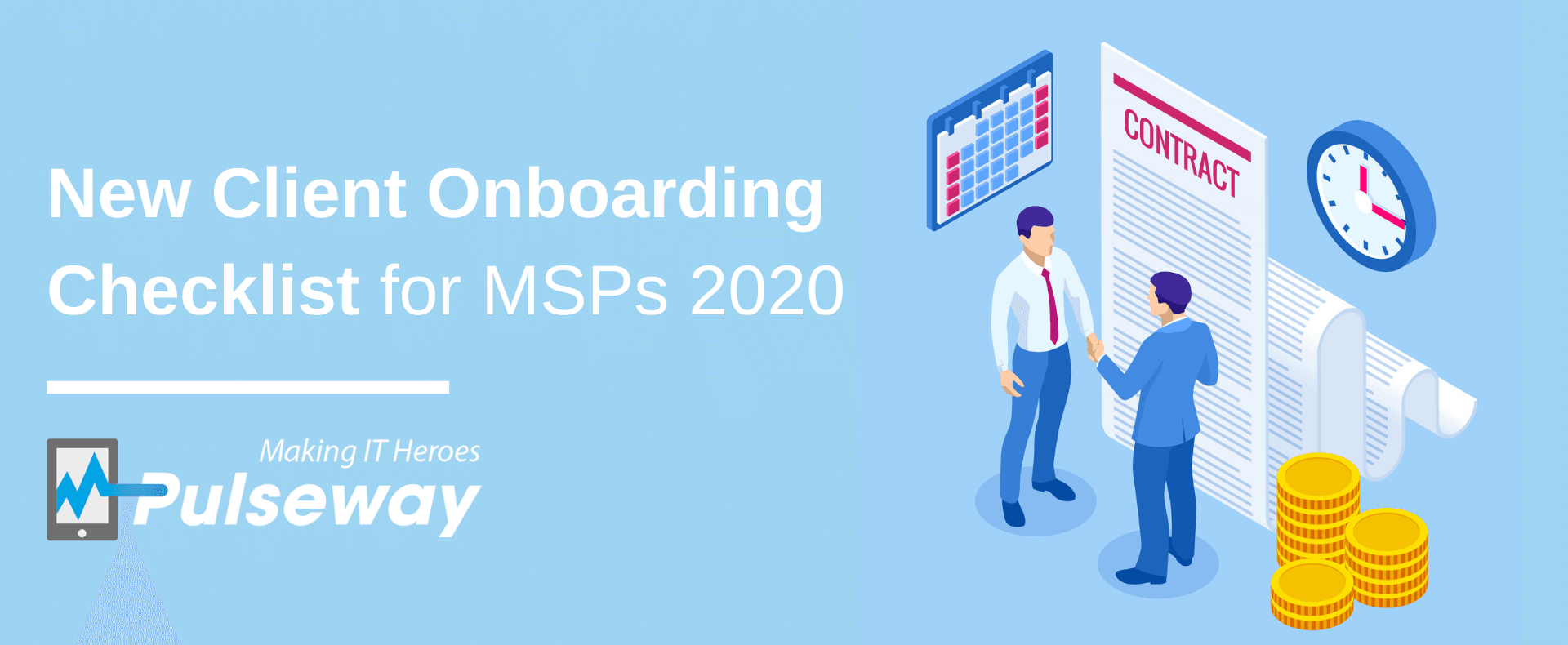 New Client Onboarding for MSPs