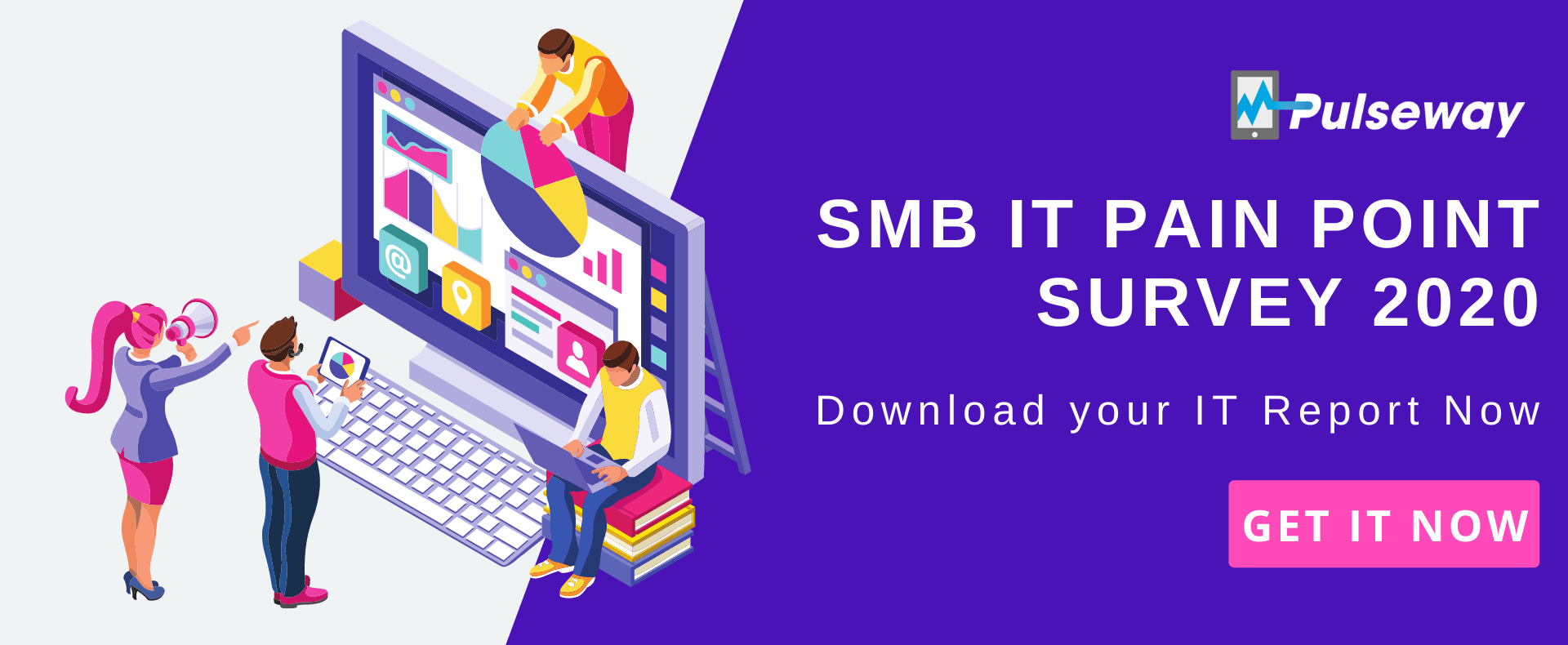 SMB IT Pain Point Survey 2020