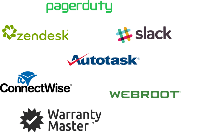 IT Management integrations